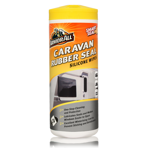 Caravan Rubber Seal Silicone Wipes