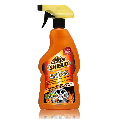 Shield Wheel Cleaner