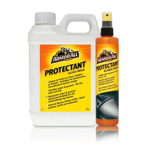 Protectant - Blank Finish