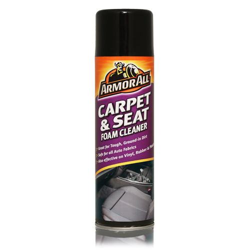 Carpet and Seat Foaming Cleaner