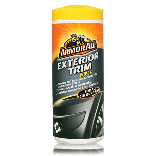 Exterior Trim Wipes