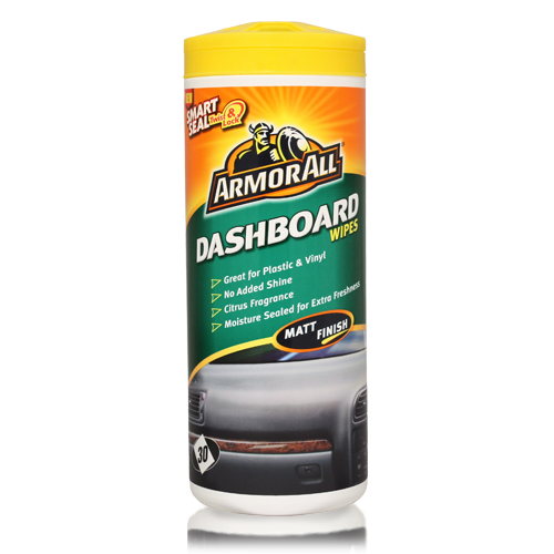 Matt Finish Dashboard Wipes
