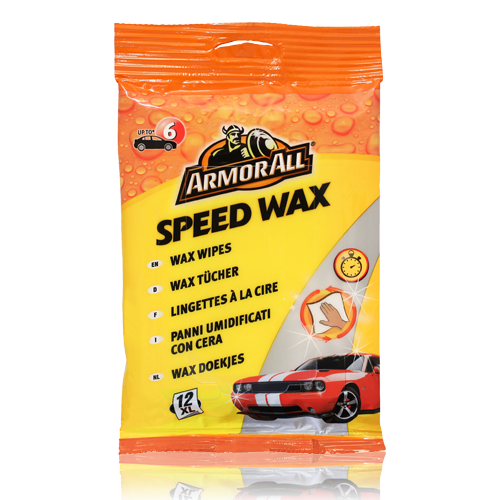 SPEED WAX WIPES