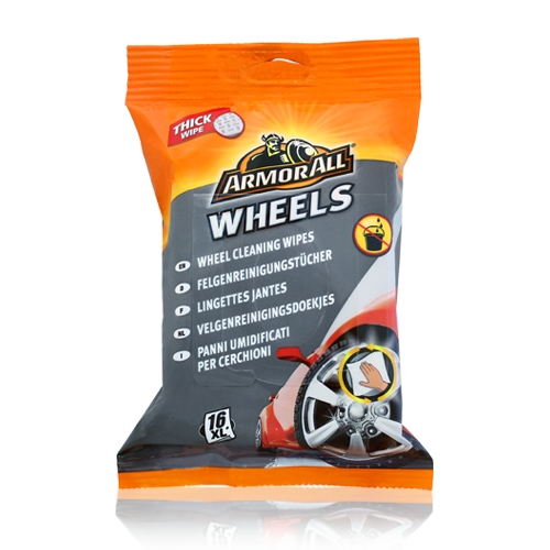 WHEEL CLEANING WIPES